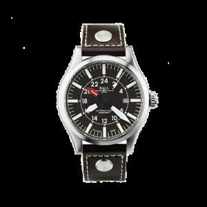 Ball watch Engineer Master II Aviator GMT GM1086C-LJ-BK csbedford