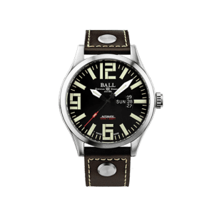 Ball watch Engineer Master II Aviator NM1080C-L14A-BK csbedford
