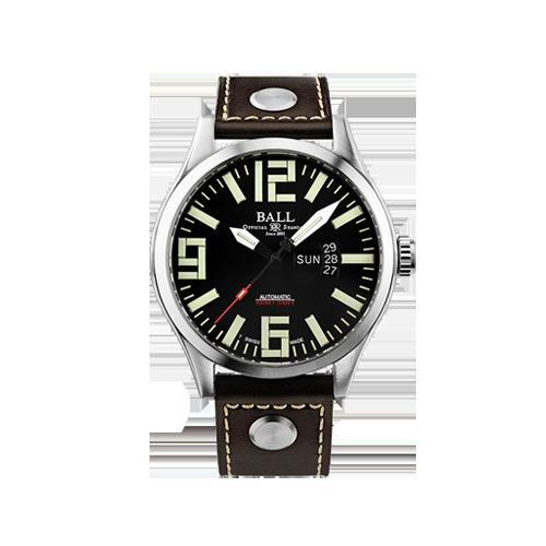 Ball watch Engineer Master II Aviator NM1080C-L14A-BK csbedford