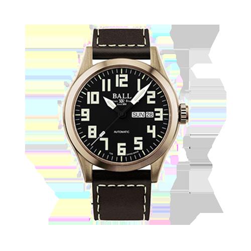 Ball watch Men's Engineer III Bronze NM2186C-L3J-BK csbedford