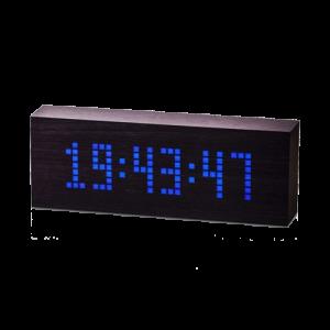 Ginko Black Message Click Clock GK03B10 csbedford