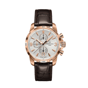 Certina DS Podium Rose Gold Automatic Chronograph C0014273603700 Watch Csbedford