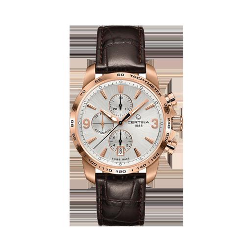 Certina DS Podium Rose Gold Automatic Chronograph C0014273603700 Watch Csbedford