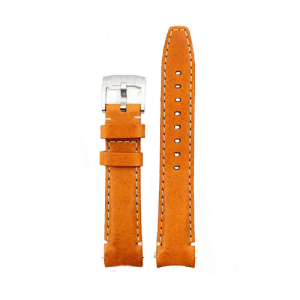 Everest Leather Strap With Tang Buckle for Rolex Daytona Tan EH8TAN CSbedford