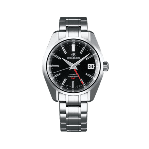 Grand Seiko Hi-Beat 36000 Auto GMT Bracelet Watch SBGJ203G csbedford