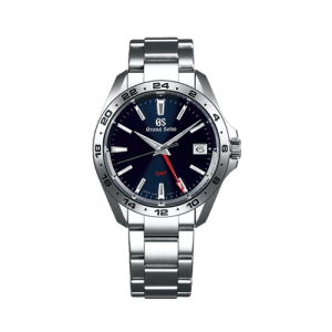 Grand Seiko Mens Sport Quartz GMT Watch SBGN005G csbedford