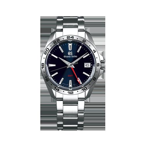 Grand Seiko Mens Sport Quartz GMT Watch SBGN005G csbedford