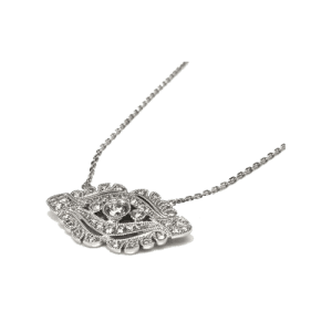 Jhk 18K Eye Necklace VNV00700 csbedford
