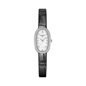 Ladies Longines Symphonette Diamond MOP Watch L23040870 csbedford