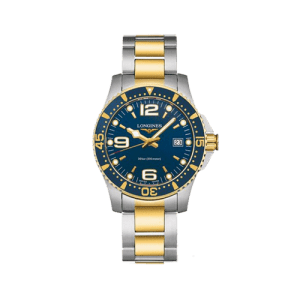 Longines Blue Quartz Mens HydroConquest Watch L37403967 csbedford