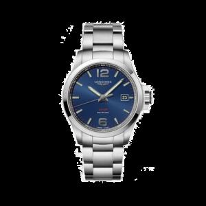 Longines Conquest VHP Blue Dial Mens Watch L37264966 csbedford