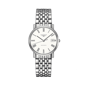 Longines Elegant Collection Automatic Men's Watch L48094116 csbedford