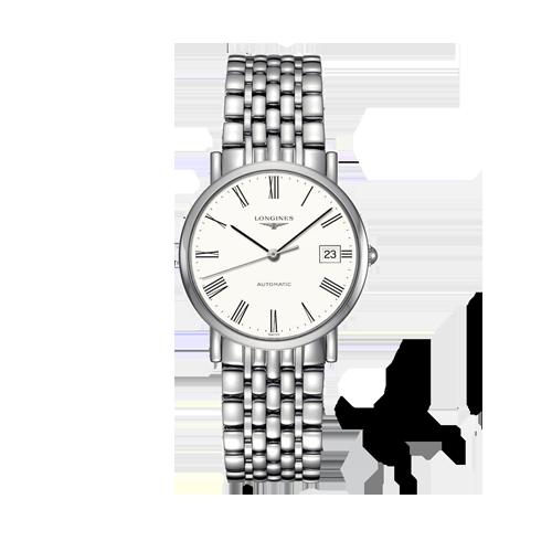 Longines Elegant Collection Automatic Men's Watch L48094116 csbedford