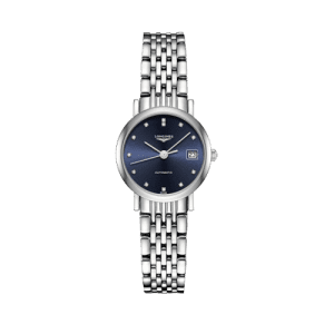 Longines Ladies Elegant Collection Diamond Automatic Watch L43094976 csbedford