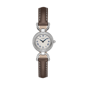 Longines Ladies Equestrian Diamond Watch L61290712 csbedford