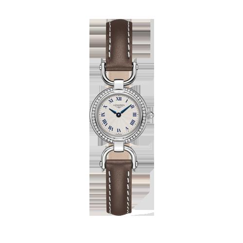 Longines Ladies Equestrian Diamond Watch L61290712 csbedford