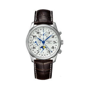 Longines Master Chronograph Moonphase Mens Watch L26734783 csbedford