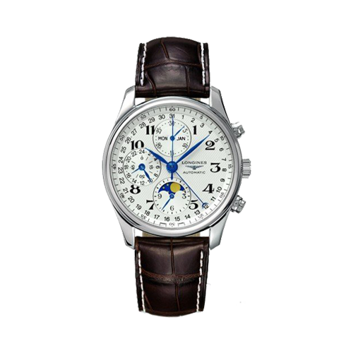 Longines Master Chronograph Moonphase Mens Watch L26734783 csbedford