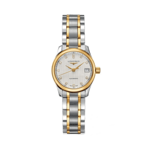 Longines Master Collection Two Tone Ladies Watch L21285777 csbedford