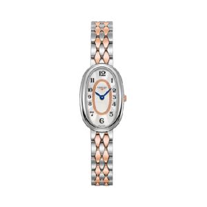 Longines Symphonette Steel & Gold Ladies Watch L23055837 csbedford