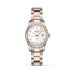 Longines Women's Conquest Classic Automatic Watch L22855767 csbedford