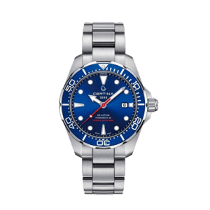 Mens Certina DS Action Diver Powermatic 80 C0324071104100 Watch Csbedford