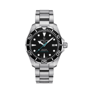 Mens Certina DS Action Diver Powermatic 80 C0324071105110 Watch Csbedford#