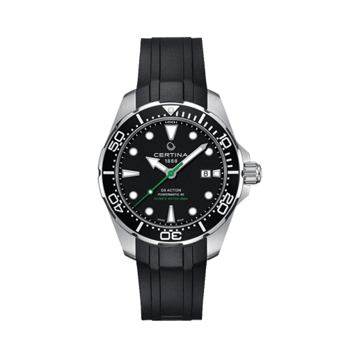 Mens Certina DS Action Diver Powermatic 80 C0324071705100 Watch Csbedford