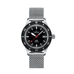 Mens Certina DS PH200M Mesh Bracelet Black C0364071105000 Watch Csbedford