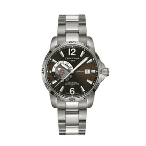Mens Certina DS Podium GMT C0344554408700 Watch Csbedford