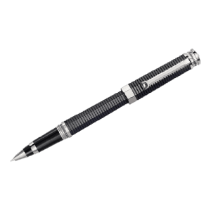 Montegrappa NeroUno Linea Black Rollerball Pen ISNLCRAC csbedford