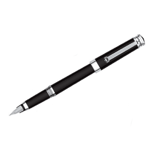 Montegrappa Parola Black Resin Fountain Pen ISWOT_AB csbedford