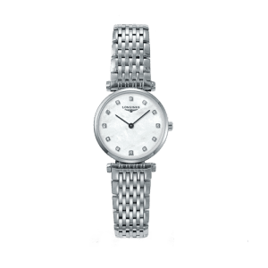 Longines Women's La Grande Classique Diamond Mother of Pearl Watch L42094876 csbedford