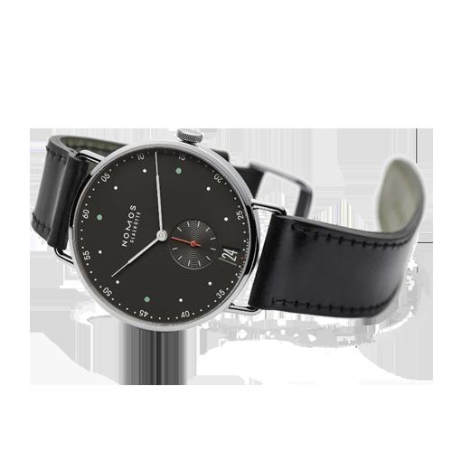 Nomos Metro 38 Datum Urban Grey Watch 1103 csbedford