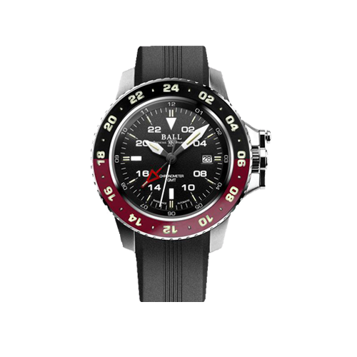 Ball watch Engineer Hydrocarbon AeroGMT II DG2018-P3C-BE csbedford
