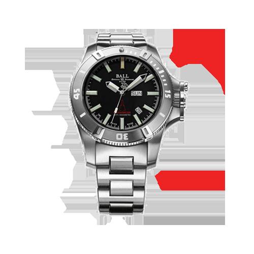 Ball-watch-Engineer-Hydrocarbon-Silver-Fox-DM2036A-S8C-BK -csbedford