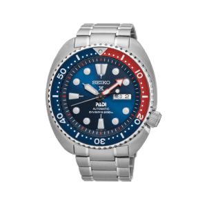 Seiko Men's Prospex PADI Blue Silver Stainless Steel Watch SRPA21K1 csbedford