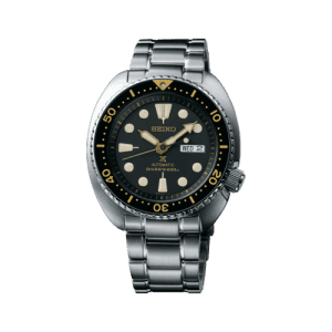 Men's Seiko Prospex Turtle Automatic Diver's 200M Watch SRP775K1 csbedford