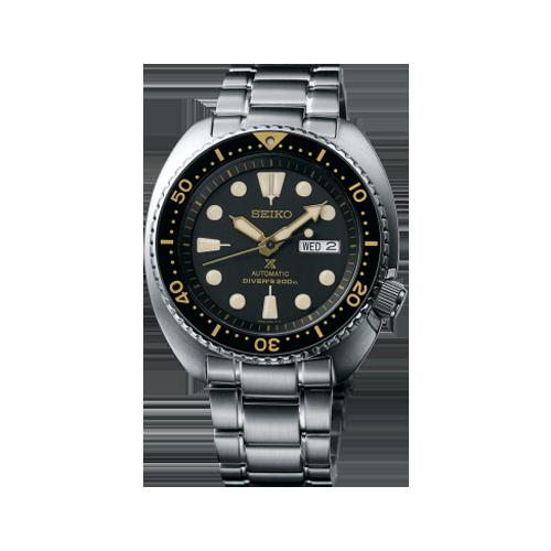Men's Seiko Prospex Turtle Automatic Diver's 200M Watch SRP775K1 csbedford