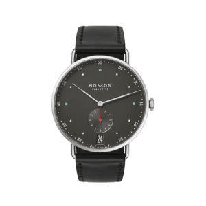 Nomos Metro 38 Datum Urban Grey Watch 1103 csbedford