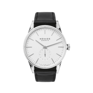 Nomos Zürich Glass back 801 Watch csbedford