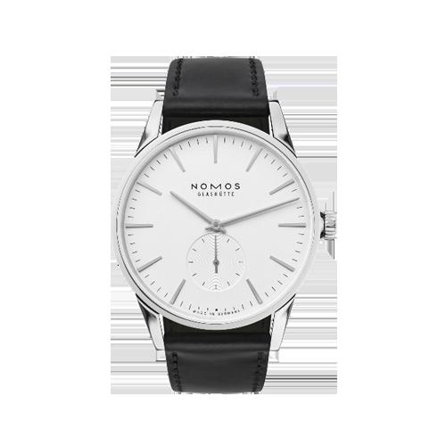 Nomos Zürich Glass back 801 Watch csbedford