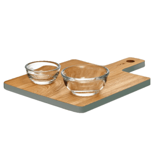 Nude Glass Delicatessen Serving Set csbedford