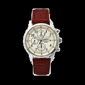 Seiko Men's Chronograph Watch SNDC31P1 csbedford