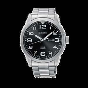 Seiko Sport Solar Mens Watch SNE471P1 csbedford