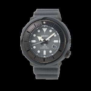 Seiko Watch Prospex Street Series Solar Diver Olive Black SNE537P1 csbedford