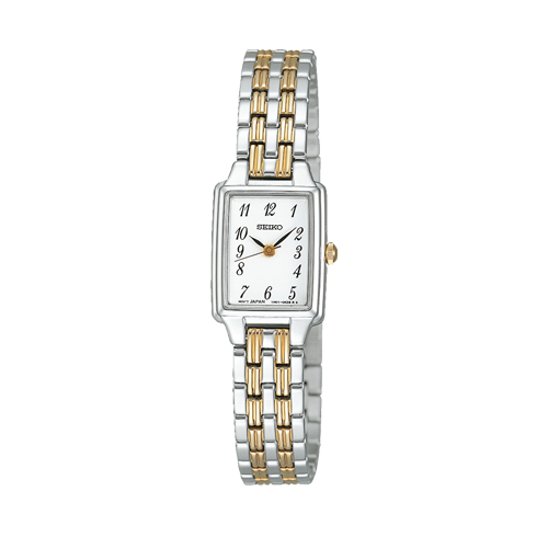 Seiko Womens Analogue Classic Quartz Watch SXGL61P9 csbedford