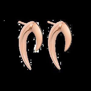 Shaun Leane Rose Gold Vermeil Talon Earrings SLS274 csbedford