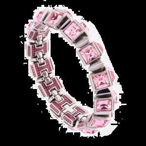 Simon Harrison Hannah Bracelet Pink SHJ196-03-16 csbedford