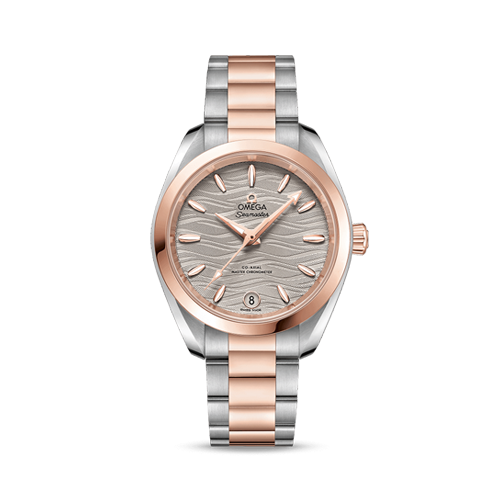 Seamaster Aqua Terra 150M Omega Co‑Axial Master Chronometer 34 mm
